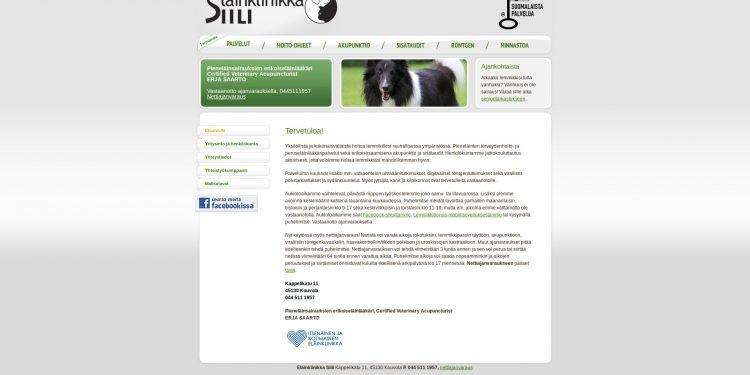 Eläinklinikka Siili