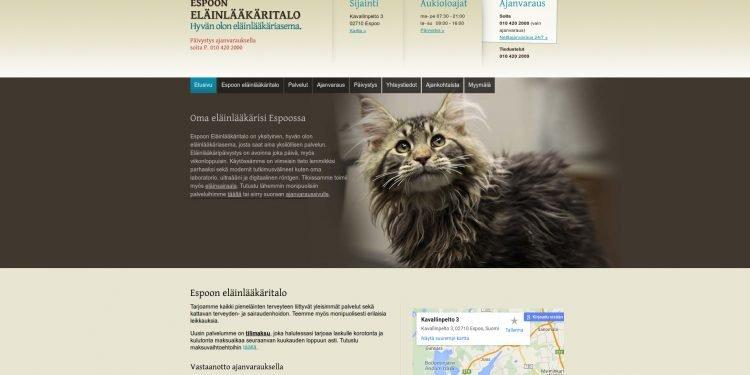 Eläinlääkäriasema Teravet Oy