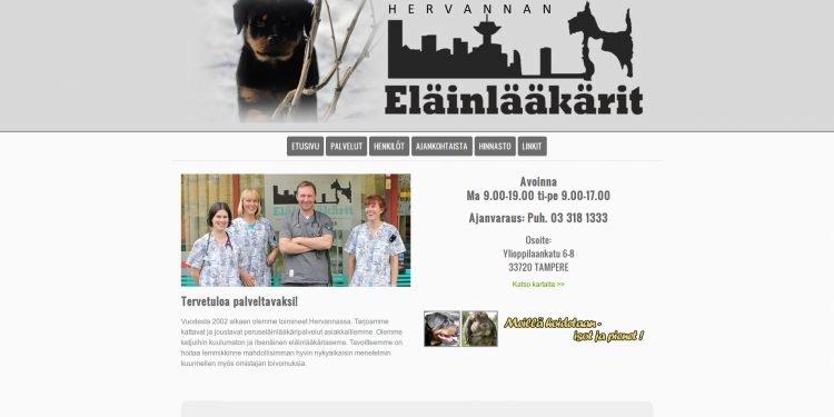 Hervannan Eläinlääkärit